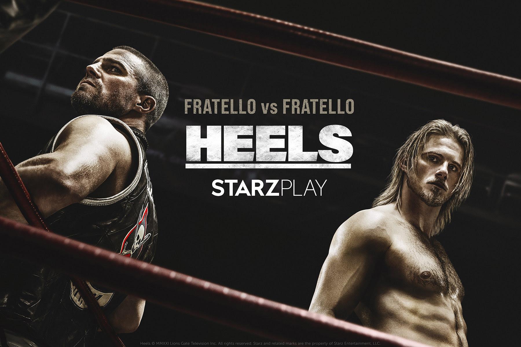 Serie tv Heels - video