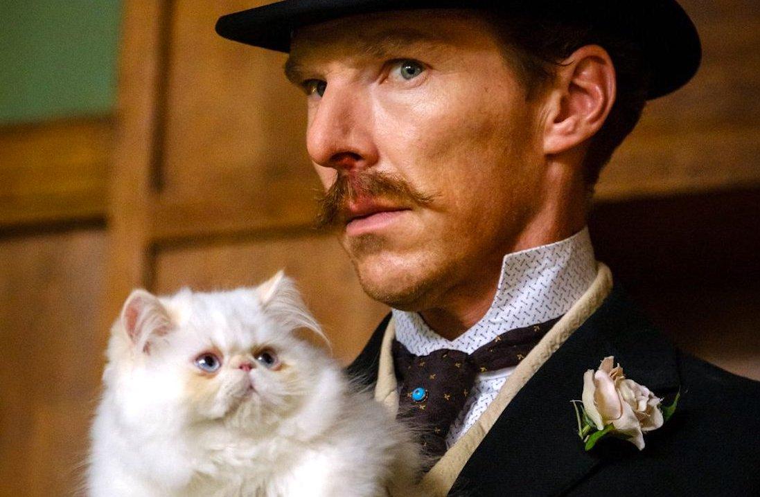 The Electrical Life of Louis Wain: Benedict Cumberbatch dipinge gatti nel nuovo film, immagini