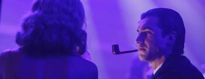 American Playboy: The Hugh Hefner Story, intervista al produttore Stephen David