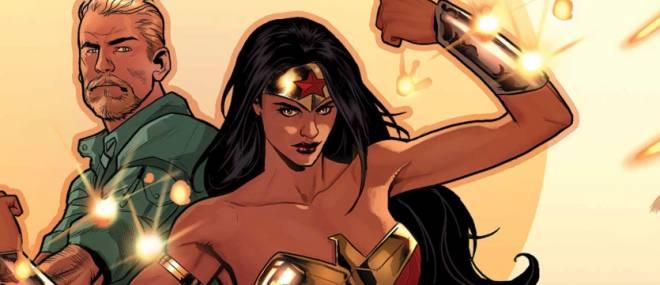 DC Comics, Wonder Woman nuova serie a fumetti