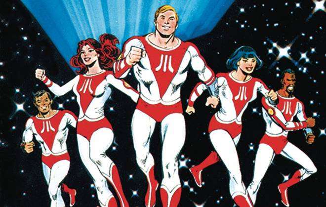 Dynamite Entertainment, Atari Force: esce il volume ispirato ai videogiochi degli Anni Ottanta